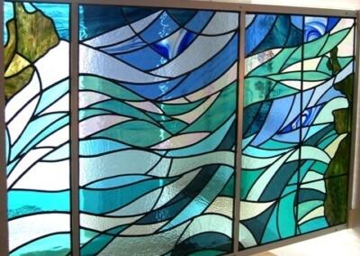 The Gulf Stream, Shetland Museum