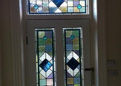 Front door- Victorian terrace